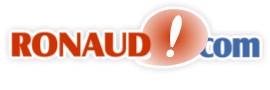 Logo RONAUD.com