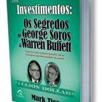 Livro Os Segredos de George Soros e Warren Buffett