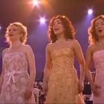 Carmen Monarcha, Carla Maffiolletti e Susan Erens – Os três anjos de André Rieu