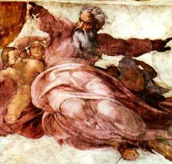 A visão renascentista de Deus