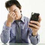 Eu odeio o celular