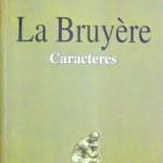 Livro Caracteres – La Bruyère – Resenha / Resumo