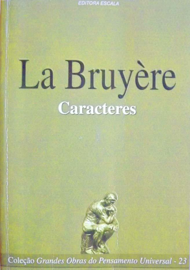Caracteres - La Bruyère