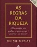 Livro As Regras da Riqueza – Resenha / Resumo
