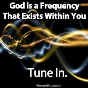 Deus é uma frequência