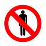 É proibido ser humano