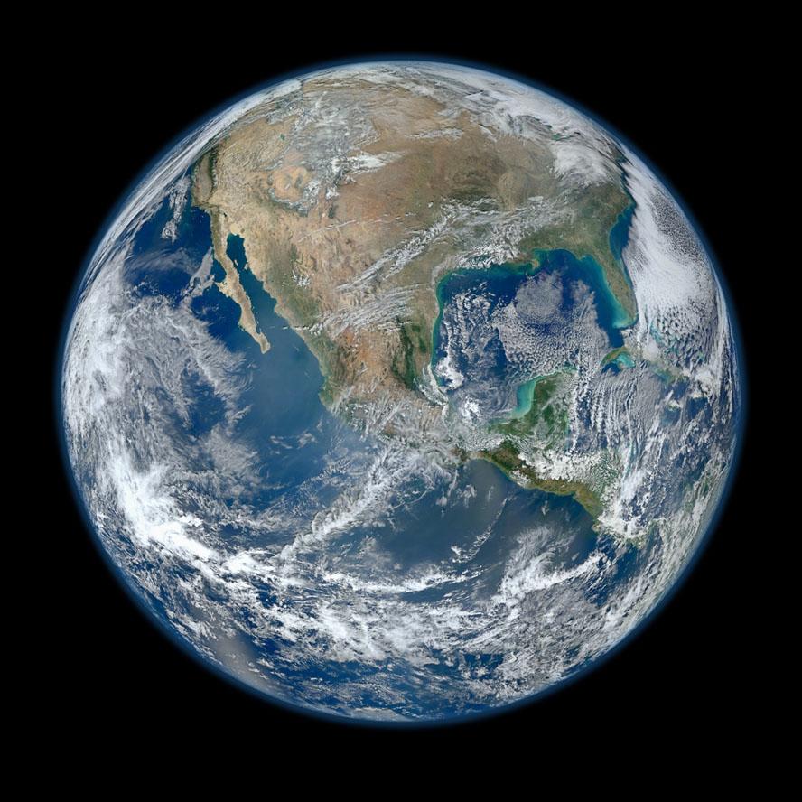 Planeta Terra - Nasa