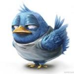 Aposentei minha conta no twitter