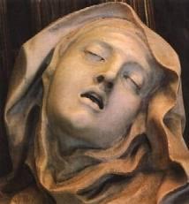 O êxtase de Santa Teresa - Bernini sabia das coisas