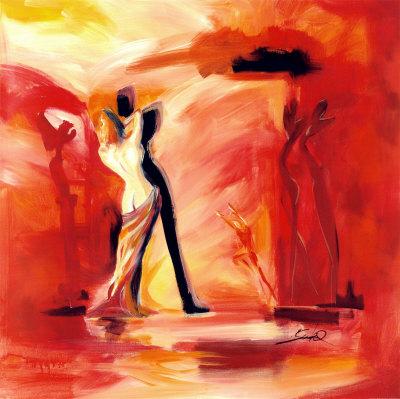 Romance Vermelho II - Gockel Alfred