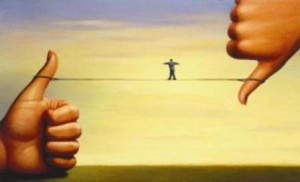 Moral - Uma corda bamba