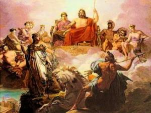 O universo moral dos gregos - Não tão distante da realidade
