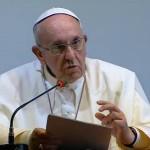 Bota na conta do Papa Francisco