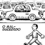 O brasileiro tem paixão por carros