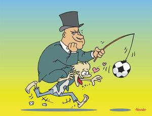 Futebol como instrumento de alienação