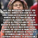 Uma crítica ao feminismo