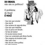 Corrupção – O problema do Brasil é você
