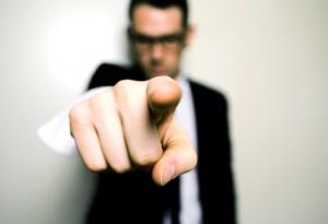 Não aponta esse dedo pra mim