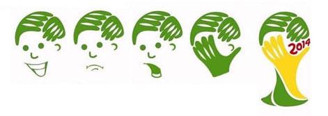 Possível origem da logo da Copa