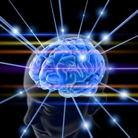 Cérebro quântico? Que nada, apenas uma ilustração impactante que quer dizer o mais absoluto nada