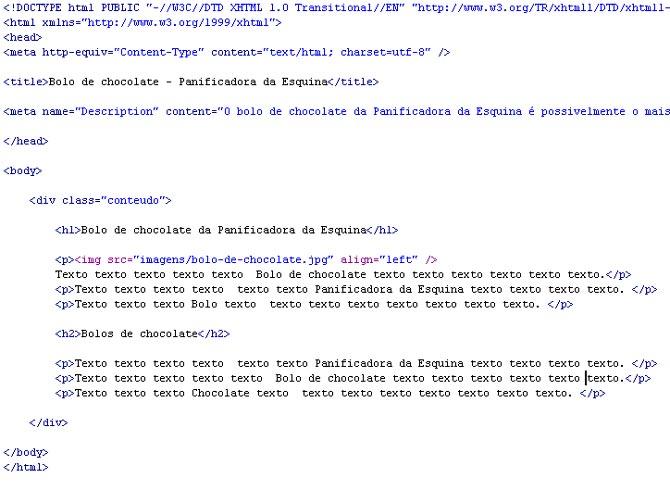 Exemplo de código bem otimizado