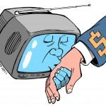 De que lado a mídia está?