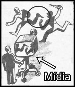 A mídia não é a realidade