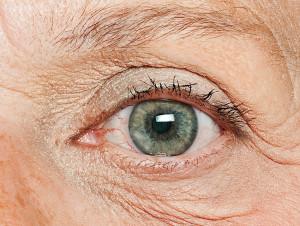 Olhos que só veem o que é importante
