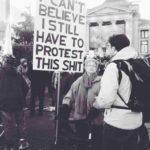 Não acredito que AINDA tenho que protestar por causa disso