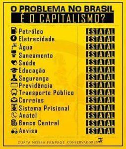 Brasil: Semi-socialista