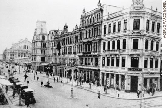 Avenida Rio Branco - ~1920 (3)