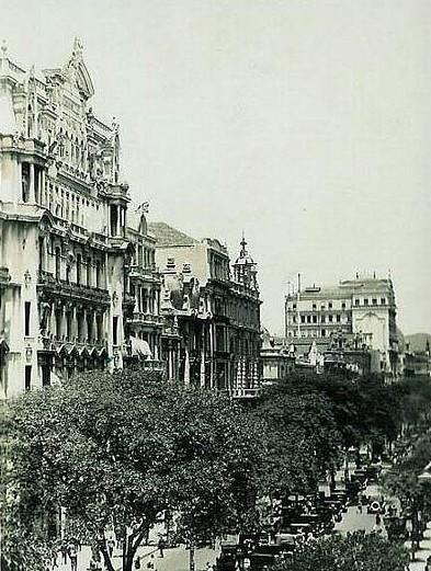 Avenida Rio Branco - Jornal do Commercio 3
