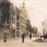 Uma inacreditável Av. Rio Branco – O Rio de Janeiro do início do século XX – (Novas Imagens)
