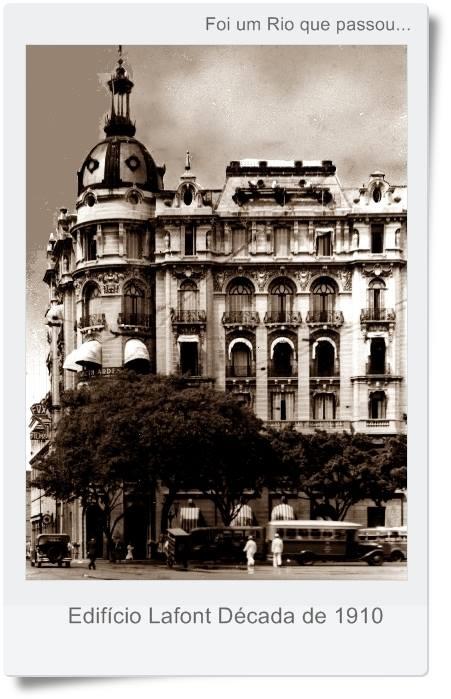 Edifício LaFont - Av Rio Branco