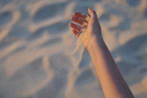 A vida é poeira que o vento leva